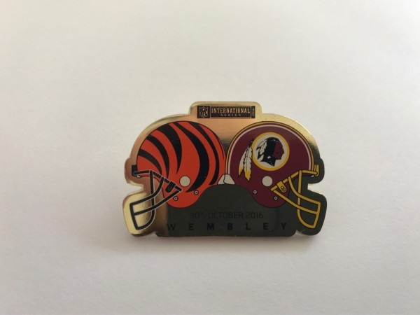 London International Bengals vs. Redskins