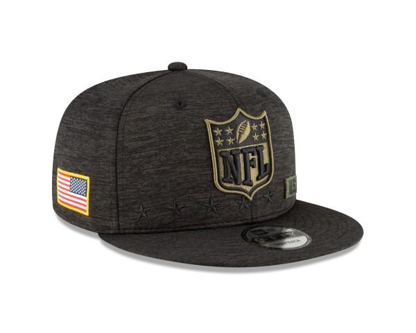 New Era 2020 ST-Salute EM950 Hat NFL Logo