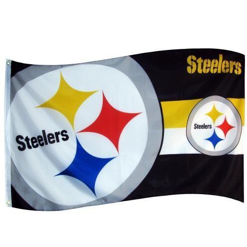 Pittsburgh Steelers Flagge