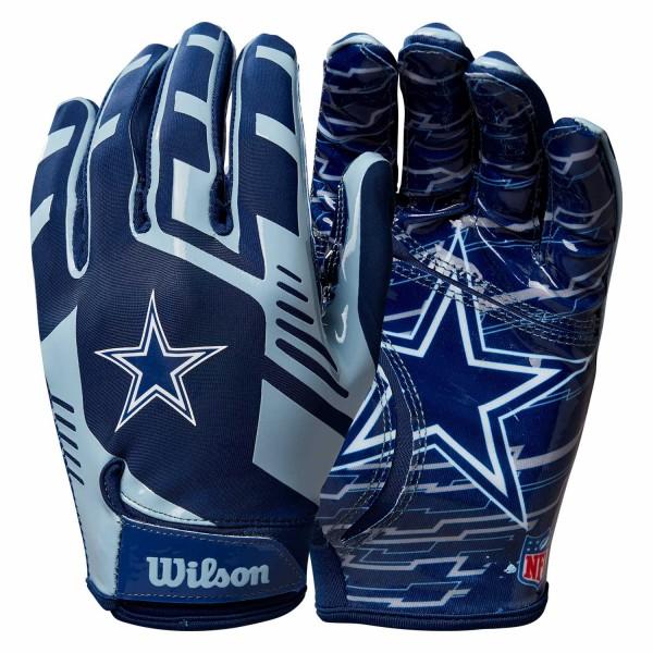 NFL Youth WR Gloves - Dallas Cowboys