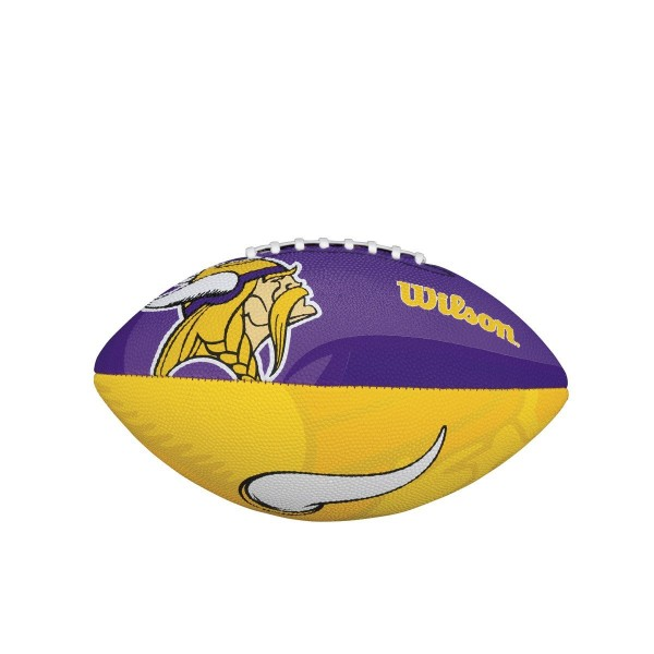 Wilson Junior NFL Football F1534 Vikings