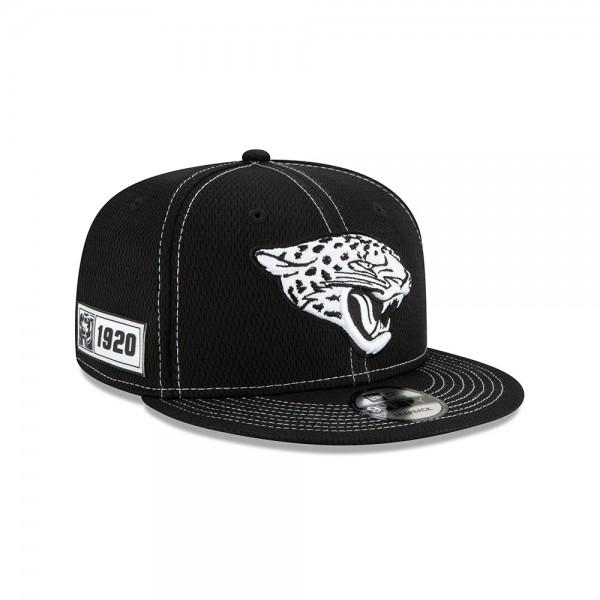 NFL 2019 Sideline 9Fifty Snapback Cap OSFM Away Jacksonville Jaguars