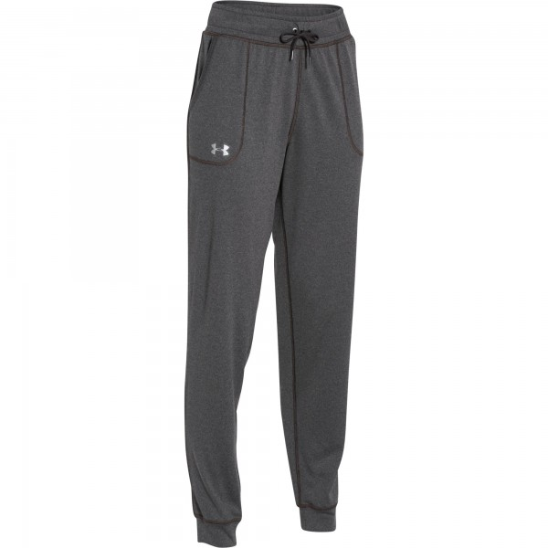 UA Tech Women's Pant Carbon Heather (090)