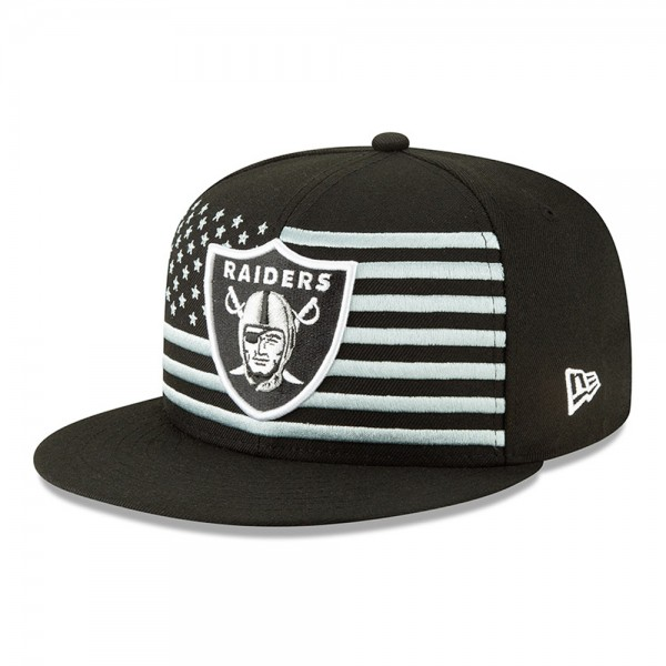 New Era 950 NFL19 DRAFT Las Vegas Raiders OTC