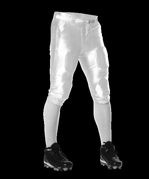 Adult Lycra Footballpant White
