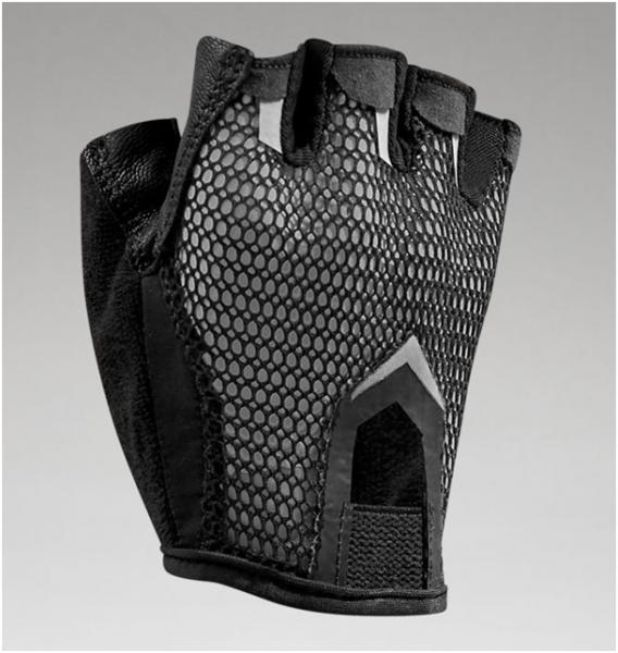 UA Women's Resistor Training Gloves Black