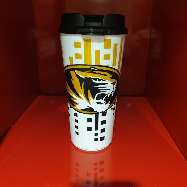 NFL Tumbler 32OZ Snap Tite Missouri Tigers