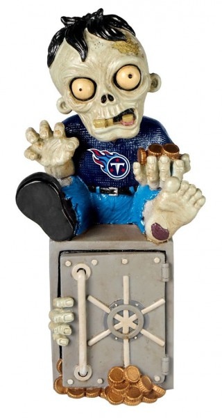 Tennessee Titans Zombie Bank