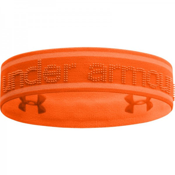 UA 2N1 Headband Outrageous Orange