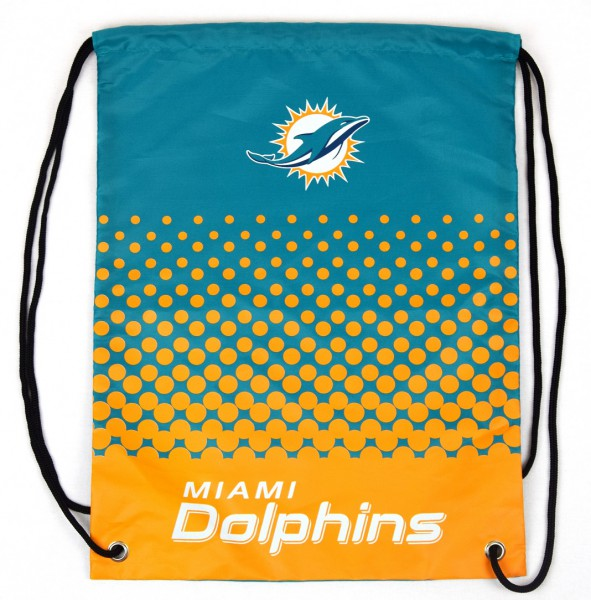 Miami Dolphins Gym Bag