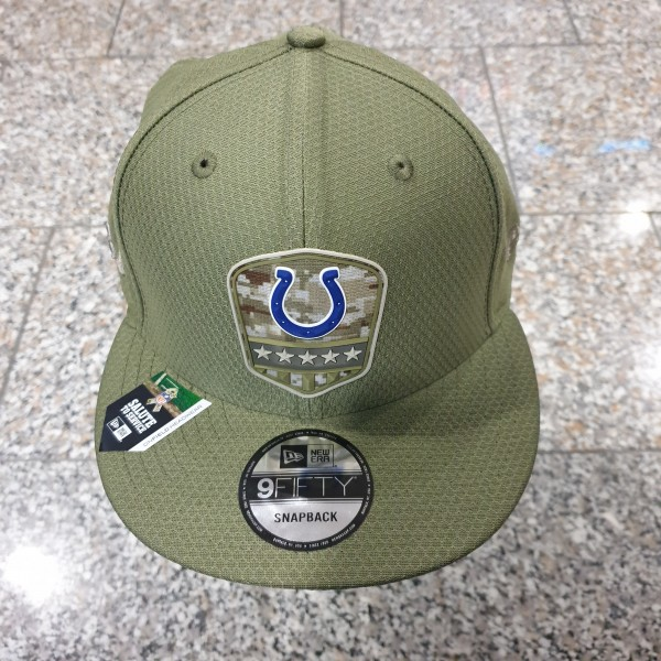 New Era OnField 19 STS 950 Hat Indianapolis Colts