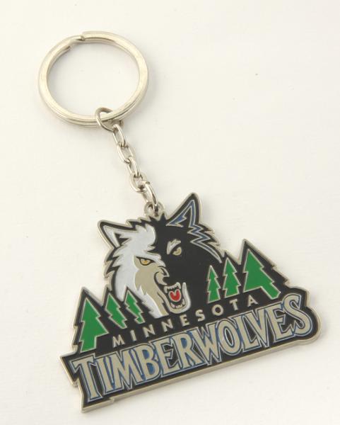 Minnesota Timberwolves Keyring