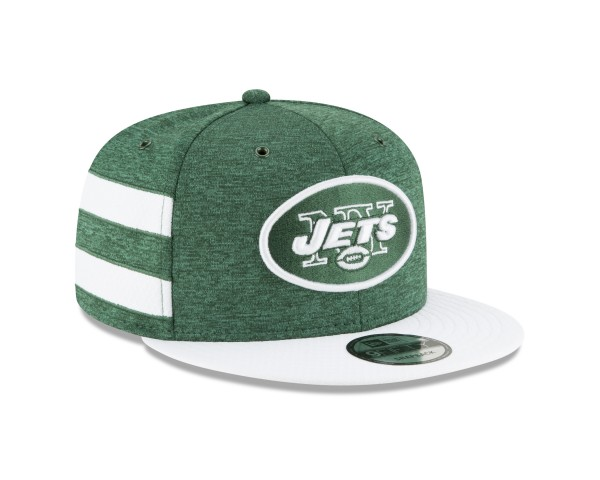 NFL Sideline 9Fifty Snapback Cap New York Jets