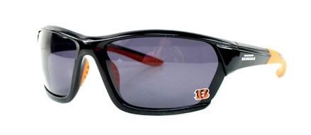 NFL Team Sunglass Half Frame Bengals