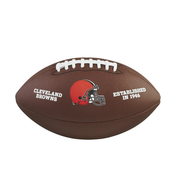Wilson NFL Licensed Cleveland Browns F1748