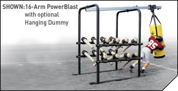 16 Arm Powerblast