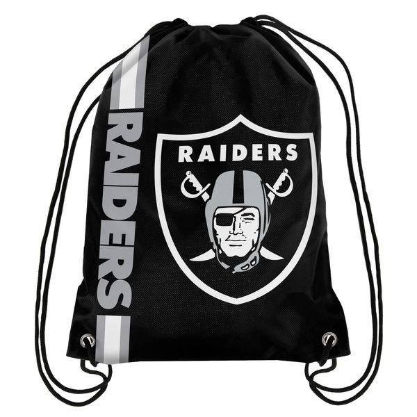 Oakland Raiders Logo Sackpack