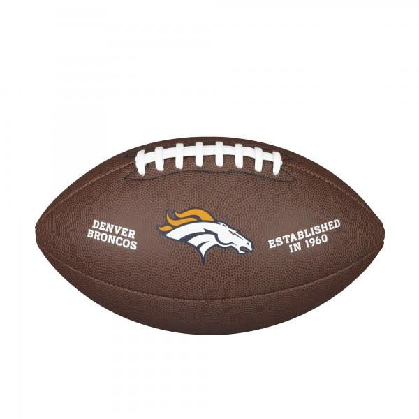 Wilson NFL Licensed Denver Broncos F1748