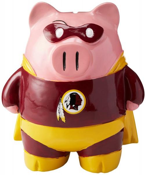 Washington Redskins Super Hero Bank