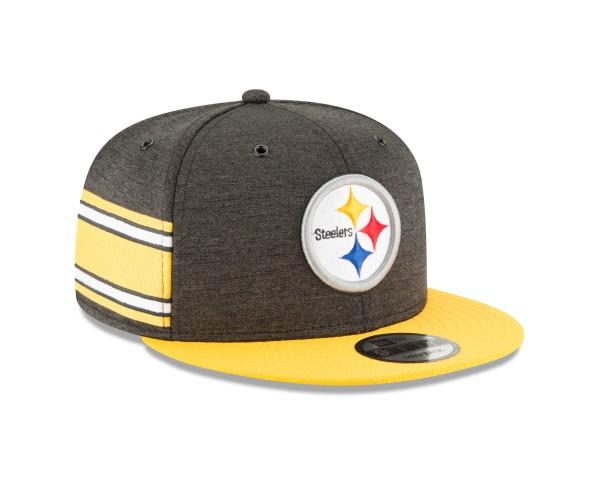 NFL Sideline 9Fifty Snapback Cap Pittsburgh Steelers