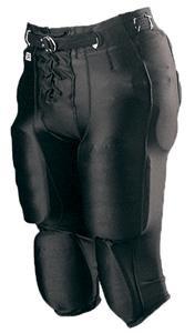 Adult Lycra Footballpant Black