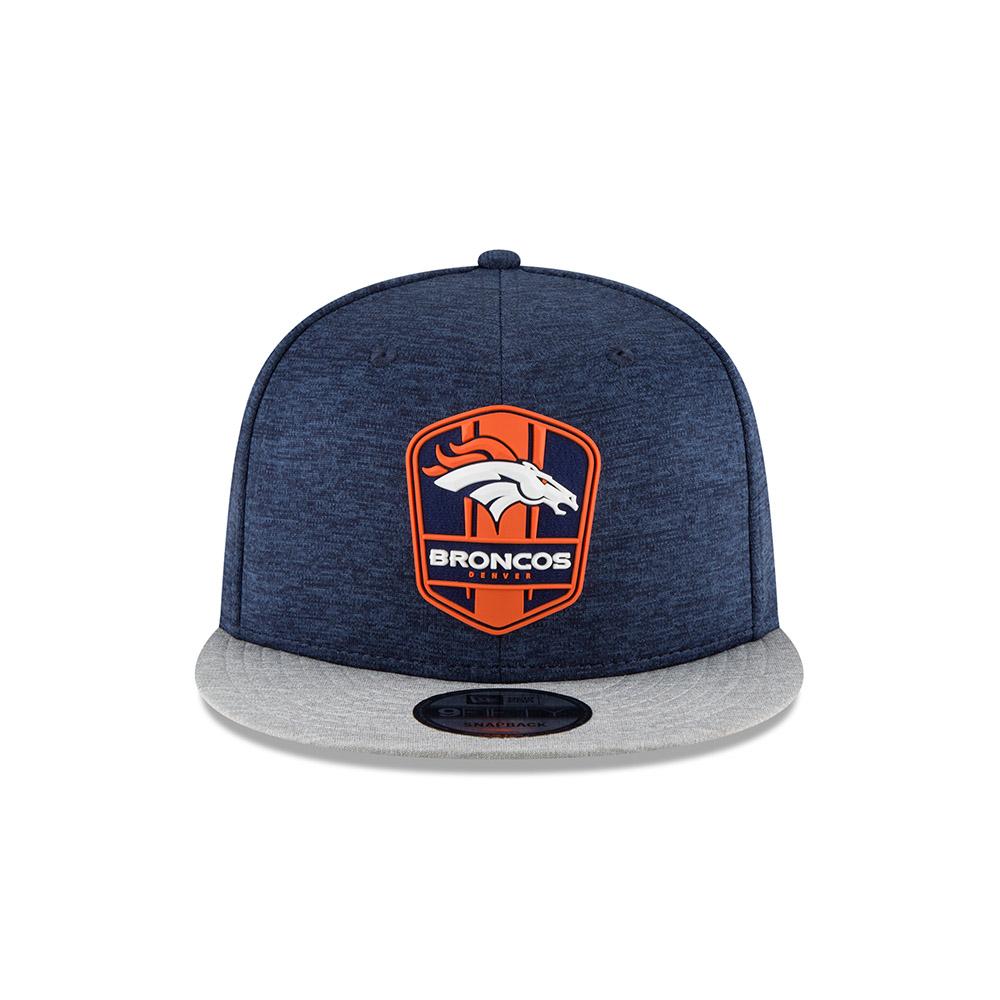 NFL Sideline 9Fifty Snapback Cap Denver Broncos AWAY