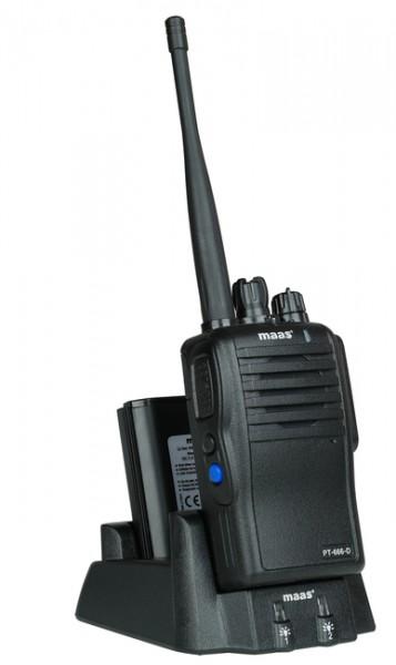Headset PT-666 PMR-446 Transreceiver Digital
