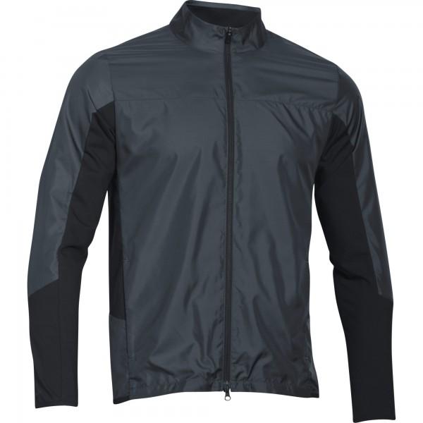 UA Groove Hybrid Jacket Stealth Gray / Black (008)