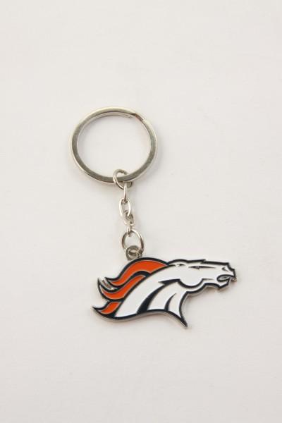 Denver Broncos Keyring
