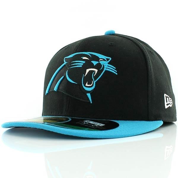 New Era ONFIELD Hat 5950 Carolina Panthers