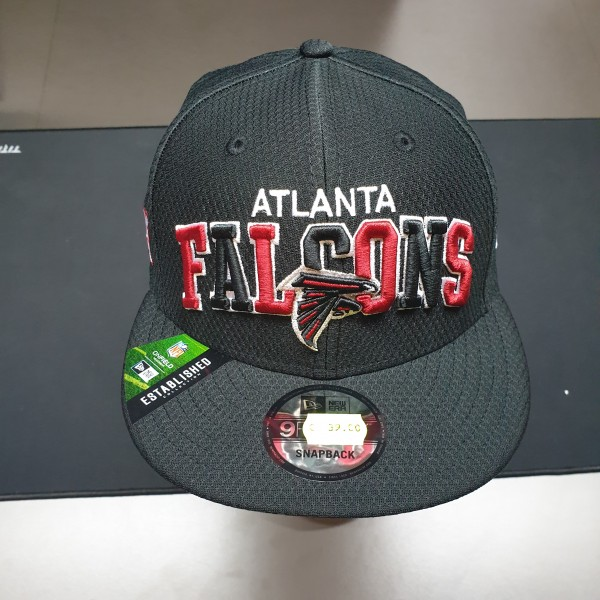 NFL 2019 Sideline 9Fifty Snapback Cap OSFM Home Atlanta Falcons