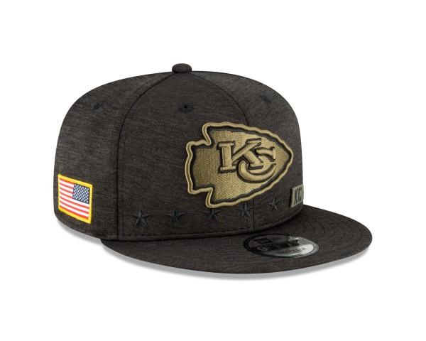 New Era 2020 ST-Salute EM950 Hat K. Chiefs