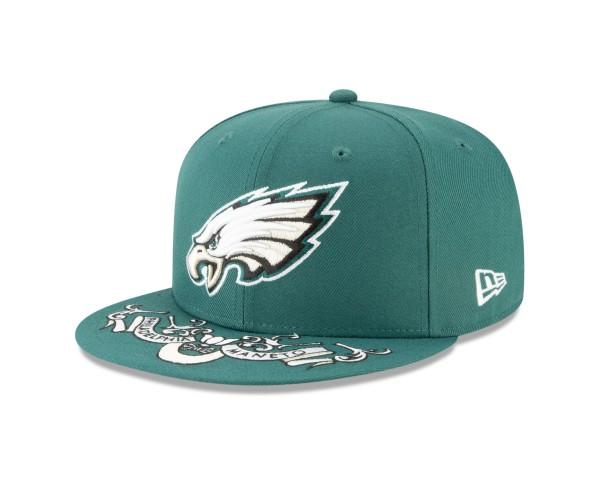 New Era 950 NFL19 DRAFT Philadelphia Eagles OTC