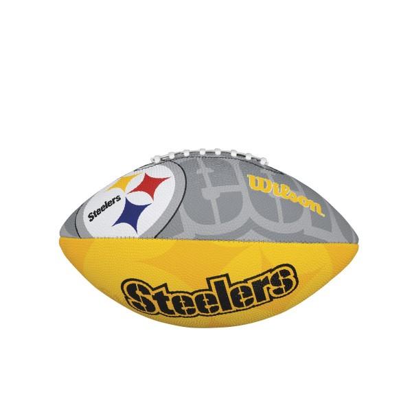 Wilson Junior NFL Football F1534 Steelers