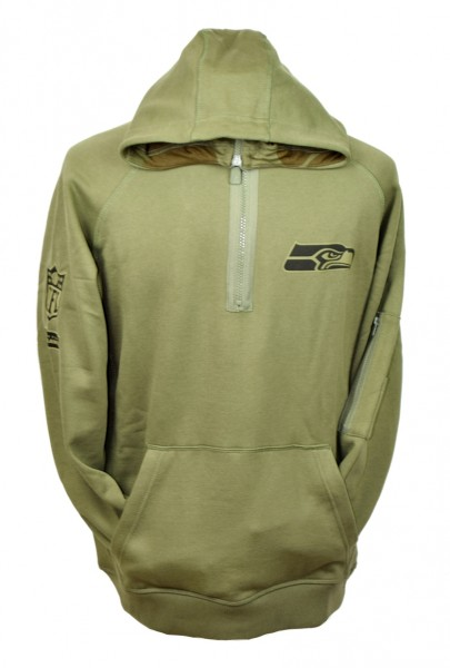 CAMO COLLECTION Hoody Seattle Seahawks