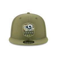 New Era OnField 19 STS 950 Hat LA Rams
