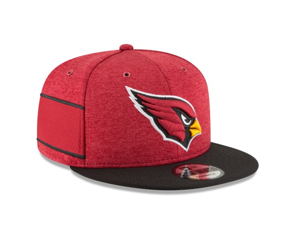 NFL Sideline 9Fifty Snapback Cap Arizona Cardinals