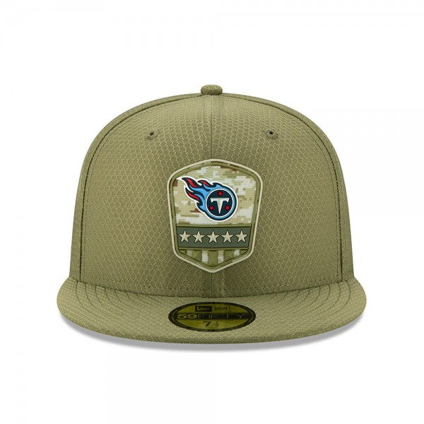 New Era OnField 19 STS 950 Hat Tennessee Titans