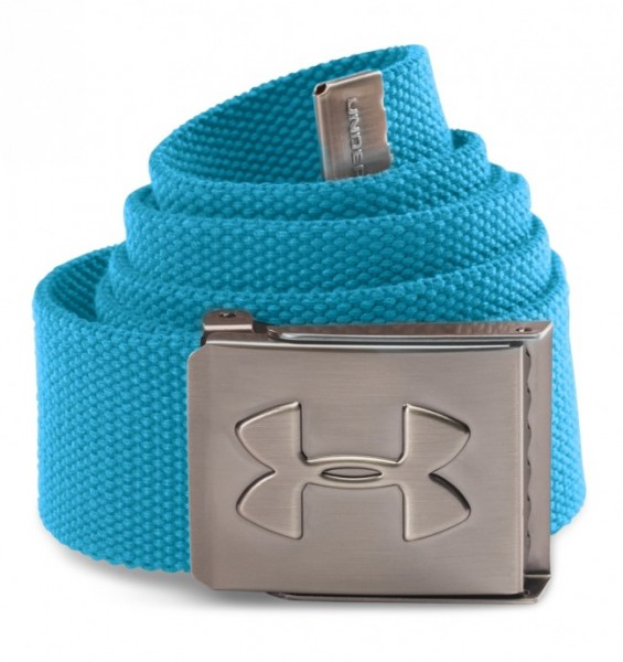 Under Armour Webbing Belt Pacific