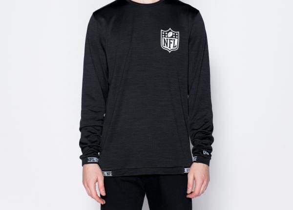 New Era Engineered Long Sleeve NFL Black