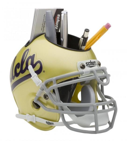 Schutt Mini Helmet Desk Caddy UCLA Bruins