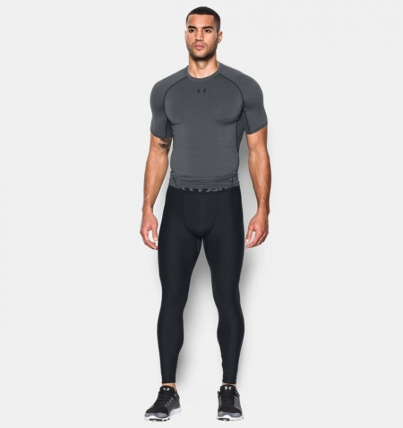Under Armour Heatgear Legging 2.0 Black ( 001 )