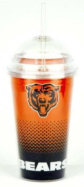 NFL Fade Tumbler Bears