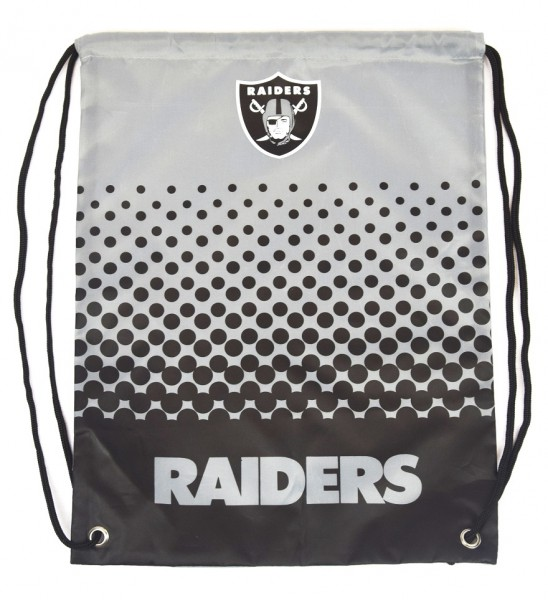 Oakland Raiders Gym Bag