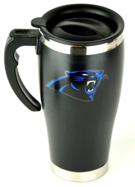 NFL TRAVEL MUG PANTHERS