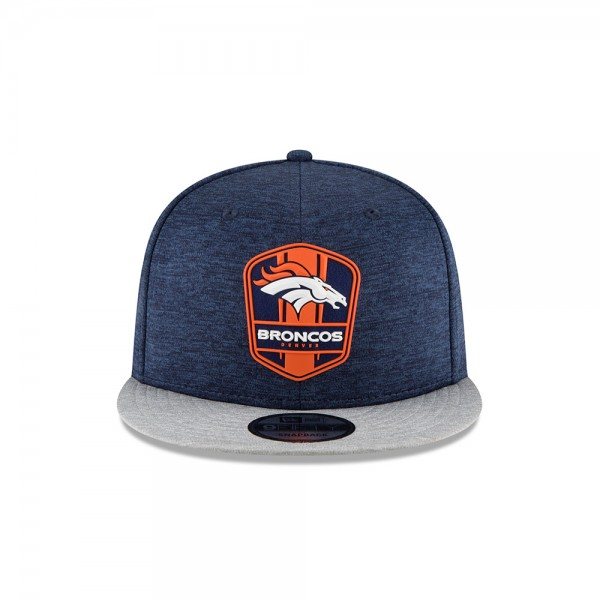 NFL Sideline 9Fifty Snapback Cap Denver Broncos AWAY