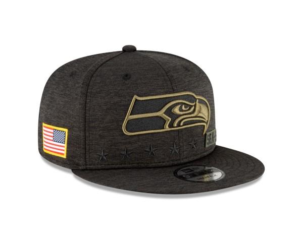 New Era 2020 ST-Salute EM950 Hat Seahawks