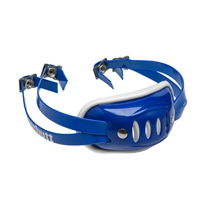 SC 4 Hard Cup Chinstrap Royal Blue Medium