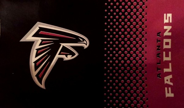 Atlanta Falcons Flagge