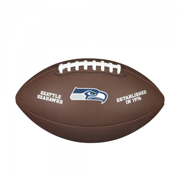 Wilson NFL Licensed Ball Seattle Seehawks F1748